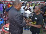 Championnat national du Congo du 01 Au 8 juillet 2018 à Kolwezi
