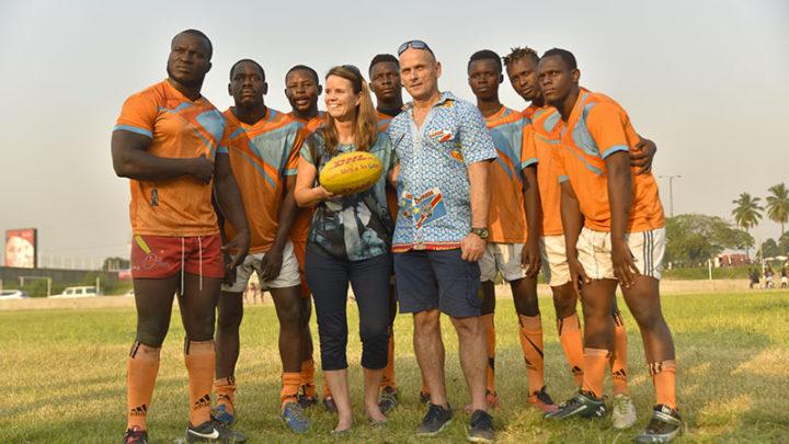 Le championnat de Kinshasa de rugby à 7 prend fin demain samedi 30 juin