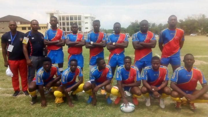 La RDC, présente au championnat africain de rugby à 7 à Bujumbura