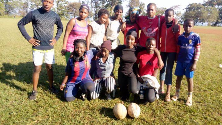 Le Rugby féminin à Goma et Bukavu